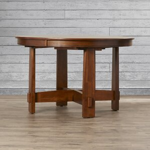 Riverbend Casual Dining Table by Loon Peak