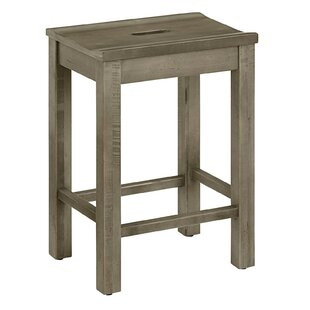Shelton 23 Bar Stool (Set of 2) Loon Peak