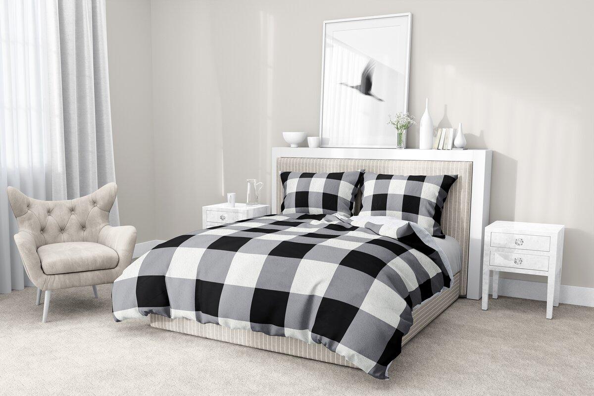 Gracie Oaks Bargo Comforter Set (Set of 5)