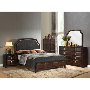 Darby Home Co Elidge Panel Configurable Bedroom Set