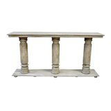 Fahy 70 Solid Wood Console Table by One Allium Way®