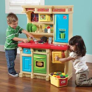 Play Kitchen Set play kitchen sets & accessories   wayfair