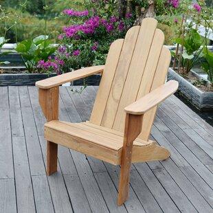 Cynthia Teak Adirondack Chair