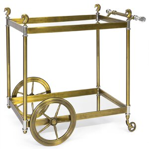 Jacques Cheval Bar Cart
