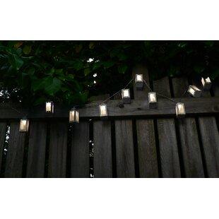 August Grove Mini Lantern 10 String Light