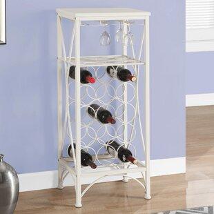 1 9 White Cream Wine Racks
