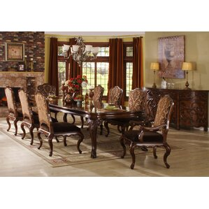 Palladio 9 Piece Dining Set by Eastern Legends