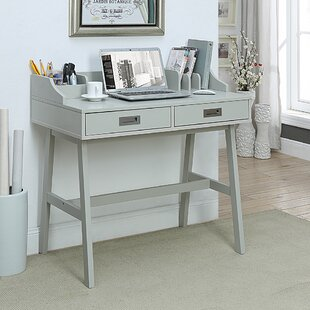 Great Price Seaborn Writing Desk By Wrought Studio
