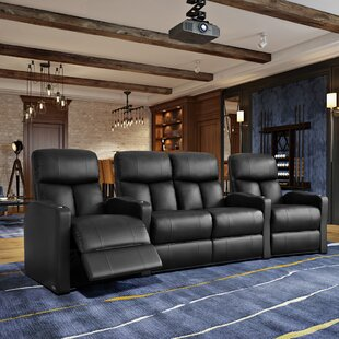 Home Theater Loveseat (Row of 4) Latitude Run #2