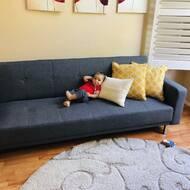 Fantastic Armas Sleeper Sofa Creativecarmelina Interior Chair Design Creativecarmelinacom