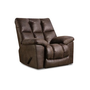 Pickering Manual Rocker Recliner by Simmons Upholstery by Darby Home Co