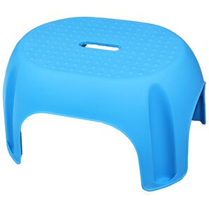 Plastic Step Stool by Basicwise
