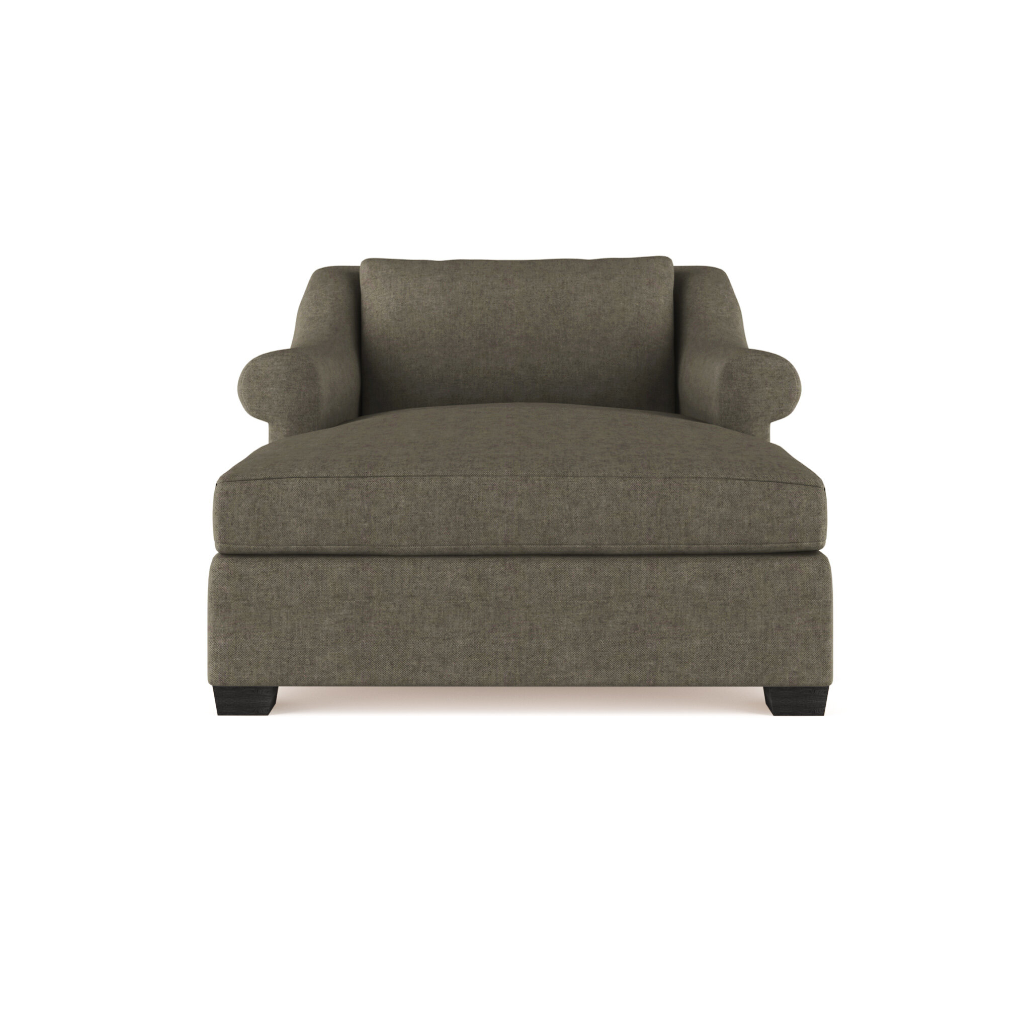 - Canora Grey Auberge Vintage Leather Chaise Lounge Wayfair