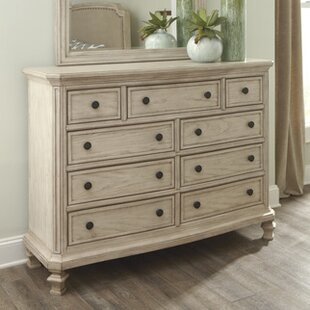 Lark Manor Bretenieres 9 Drawer Dresser