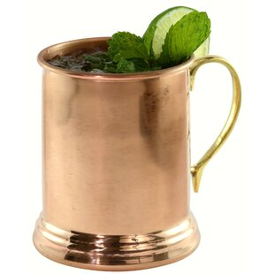Harriette 24 oz. Copper Mug