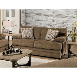 Ensminger Transitional Chenille Loveseat by Red Barrel Studio