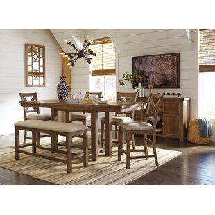 Hillary 4 Piece Extendable Dining Set Laurel Foundry Modern Farmhouse