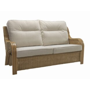 Lynnhaven 2 Seater Conservatory Sofa by Beachcrest Home