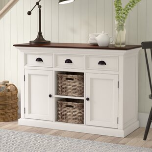 Amityville Buffet Table By Beachcrest Home