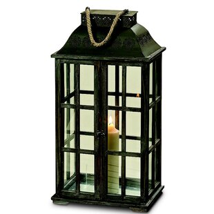 Candle Metal Lantern by Breakwater Bay