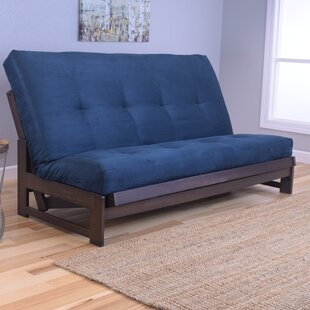 Great Price Winsford Futon and Mattress by Ebern Designs Reviews (2019) & Buyer's Guide