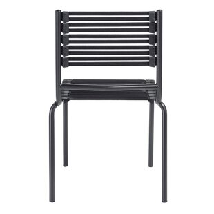 Read Reviews Amico Armless Flat Stacking Chair (Set of 4) by Orren Ellis Reviews (2019) & Buyer's Guide