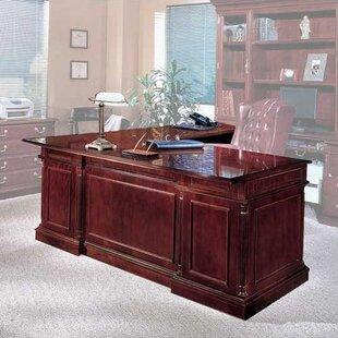 Sadye L-Shape Left Return Executive Desk