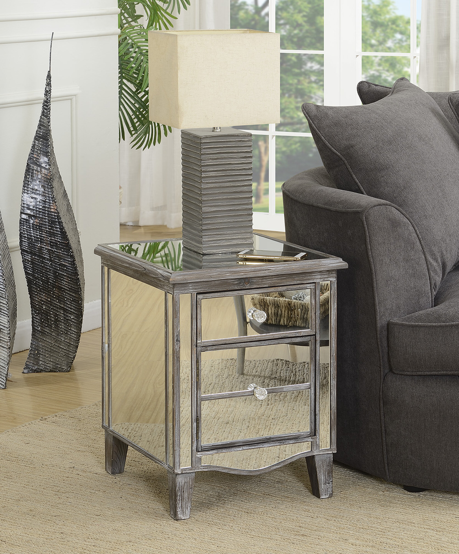 Willa Arlo Interiors Moya End Table With Storage Reviews Wayfair