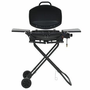 1-Burner Portable Liquid Propane Barbecue Grill By Symple Stuff