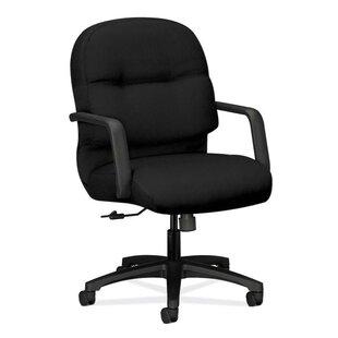 HON Mid-Back Polyester Blend Desk Chair