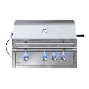 3-Burner Gas Grill By XO Appliance