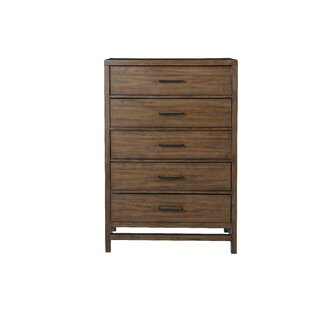 Higgenbotham 5 Drawer Chest