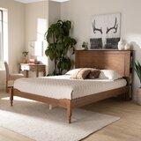 Harri Danielle Storage Standard Bed by Wrought Studio™