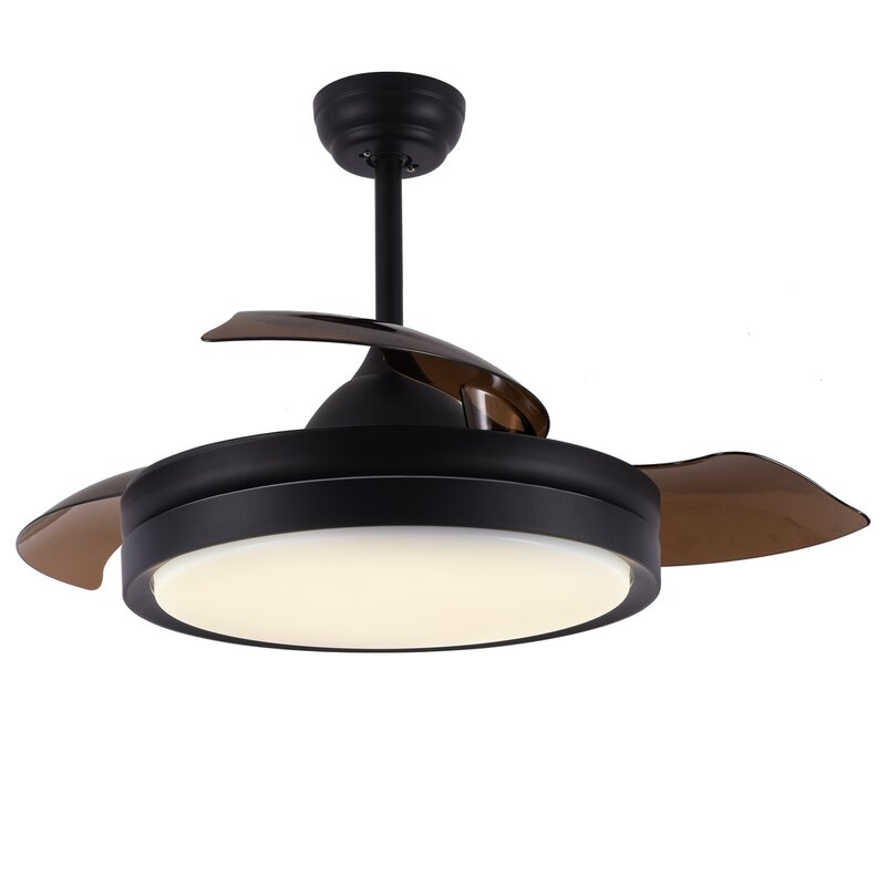 Ceiling Lights Tools Home Improvement Pendant Lights Ceiling Fan With Lighting And Remote Control Quiet Simple Nursery Living Room Ceiling Lamp Ceiling Fan For Large Room For Bedroom Kitchen Balcony Tools