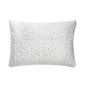 Sigourney Stretch Knit Fabric Upholstered Kids Medium Memory Foam Standard Pillow