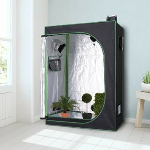 Stockstill 4 Ft W X 2 Ft D Hydroponic Grow Tent By Sol 72 Outdoor