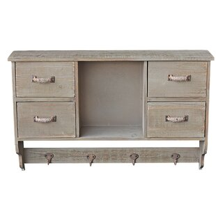 Grace 66 X 43cm Wall Mounted Cabinet By Alpen Home