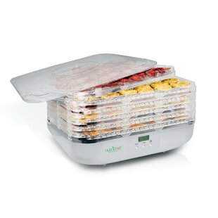 6 Tray Electric Food Dehydrator