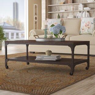 Amanda Coffee Table by Lau..