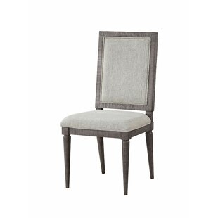 Candice Upholstered Dining Chair (Set of 2) One Allium Way
