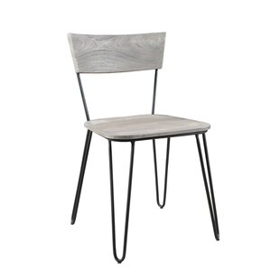 Katherine Solid Wood Dining Chair by Foun..