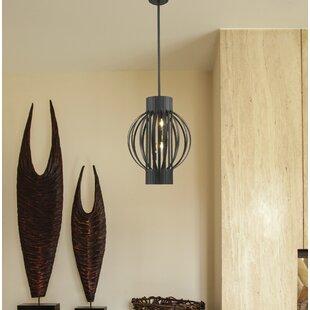 Z-Lite Fava 3-Light Foyer Chandelier