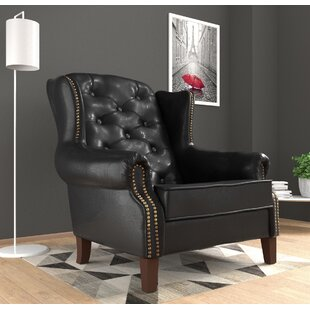 Wobna Wingback Chair By Rosalind Wheeler