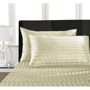 Rosenow 1000 Thread Count Striped 100% Cotton Sheet Set