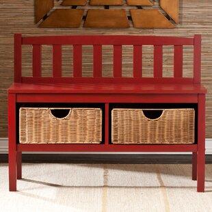 Wildon Home ® Blake Storage Bench