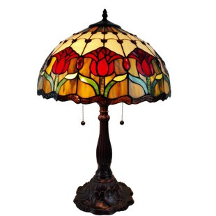 arts and crafts tulip asheville img ca lamp handel lamps