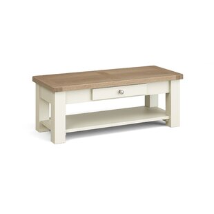 Colleton Coffee Table With Storage By August Grove