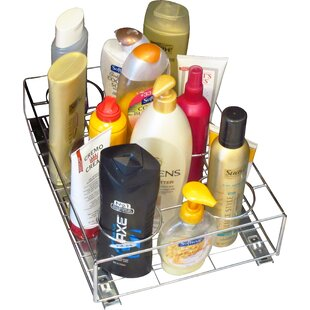 Pull Out Cabinet Shelf/Bath Bottle Organizer