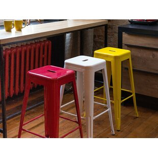 Byars Metal 25 Bar Stool (Set of 2) by Williston Forge