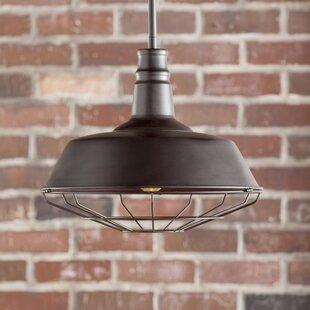 Trent Austin Design Juneau 1-Light Dome Pendant